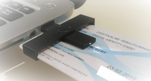e-residency identity card